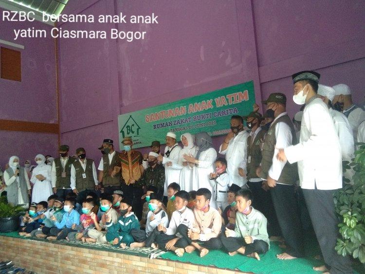 RZBC prioritaskan anak yatim wilayah terpencil