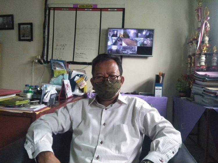SMK Bhakti Insani terus berupaya  tingkat kan budaya Literasi meski dimasa pandemi covid-19