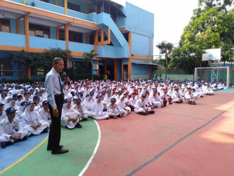 """SMP PGRI 9 Berikan pembekalan """"siswa Berkarakter"""" pada peserta MPLS"""