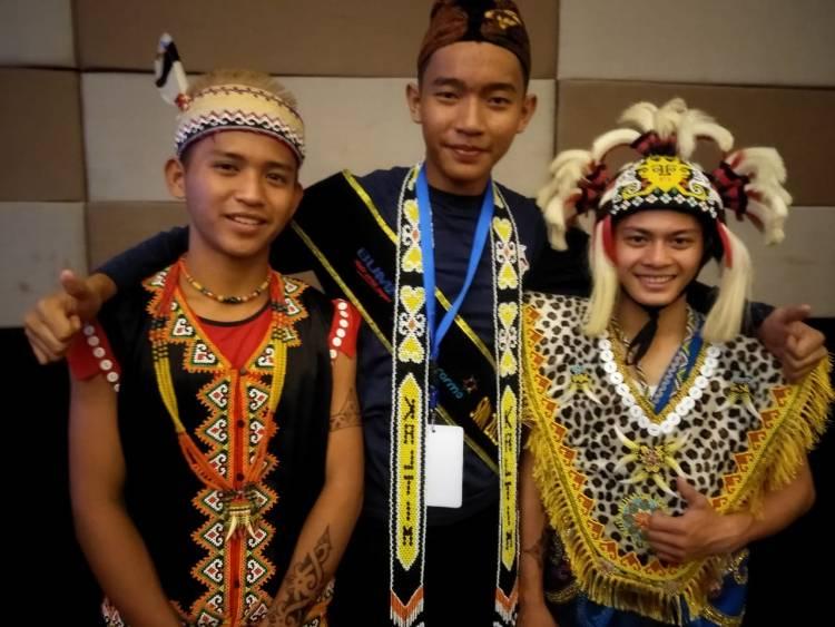 Andika Siswa SMKN 1 kota Bogor  wakili kota Hujan untuk mengenal Budaya Nusantara