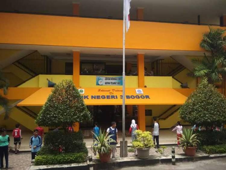"""SMKN 3 Kota Bogor sedang Proses """"perwajahan"""""""